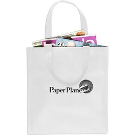 Imprinted Non-Woven Value Tote Bag