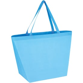 Non Woven Value Tote Printed with Your Logo