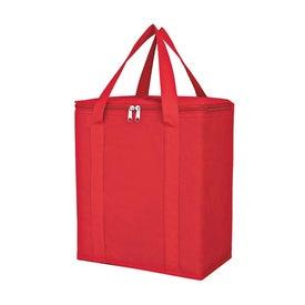 Company Non Woven Insulated Marketplace Tote Bag