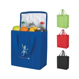 Non Woven Insulated Marketplace Tote Bag