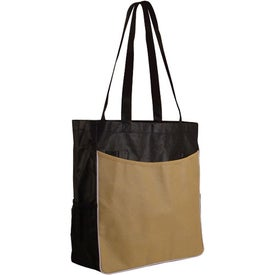 Logo Non Woven Business Tote Bag