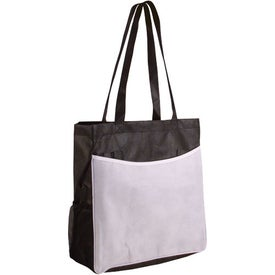 Personalized Non Woven Business Tote Bag