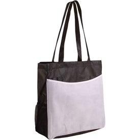 Personalized Non Woven Business Tote Bag