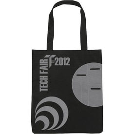 Non-Woven Circle Pocket Tote for Your Company