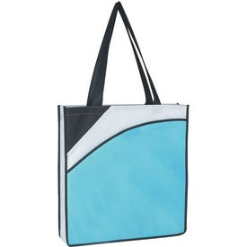 Imprinted Non-woven Conference Tote Bag