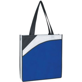 Non-woven Conference Tote Bag Imprinted with Your Logo