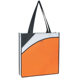 Branded Non-woven Conference Tote Bag