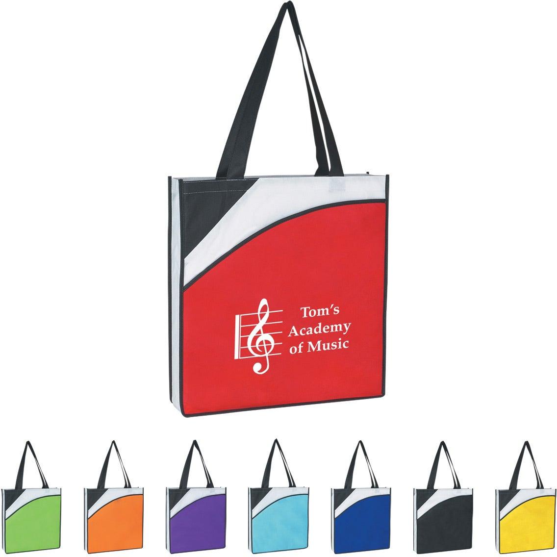 Non Woven Conference Tote Bag Custom
