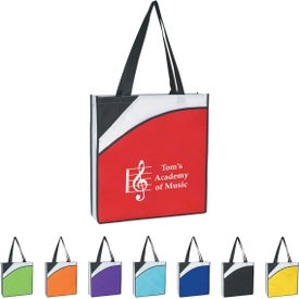 Custom Non-woven Conference Tote Bag