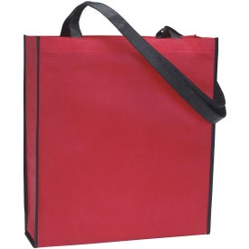 Imprinted Non-woven Convention Tote Bag