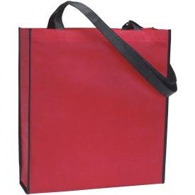 Imprinted Non-woven Convention Tote Bag