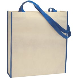 Non-woven Convention Tote Bag Imprinted with Your Logo