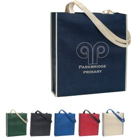 Non-woven Convention Tote Bag with Your Logo