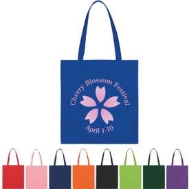 """Non-Woven Economy Tote Bag (13.5"""" x 14"""")"""