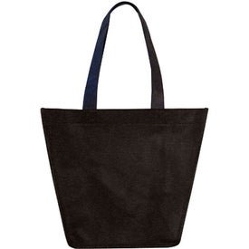 Non-Woven Fiesta Tote Bag with Your Slogan