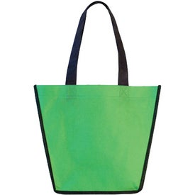 Printed Non-Woven Fiesta Tote Bag