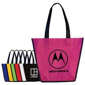 """Non-Woven Fiesta Tote Bag (12"""" x 10"""" x 3.5"""")"""