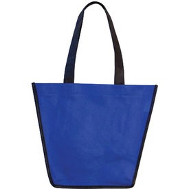 Customized Non-Woven Fiesta Tote Bag