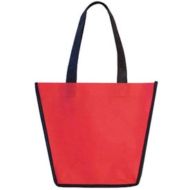 Non-Woven Fiesta Tote Bag with Your Logo