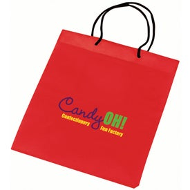 Non Woven Gift Bag Branded with Your Logo