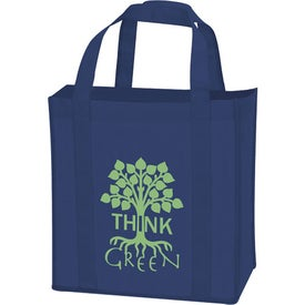 Non-Woven Grocery Tote for Your Company