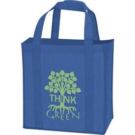 Advertising Non-Woven Grocery Tote