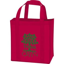Customized Non-Woven Grocery Tote