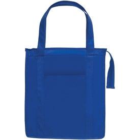 Personalized Non-woven Insulated Shopper Tote Bag