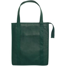 Non-woven Insulated Shopper Tote Bag for Your Company