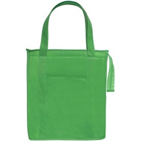 Non-woven Insulated Shopper Tote Bag for Customization