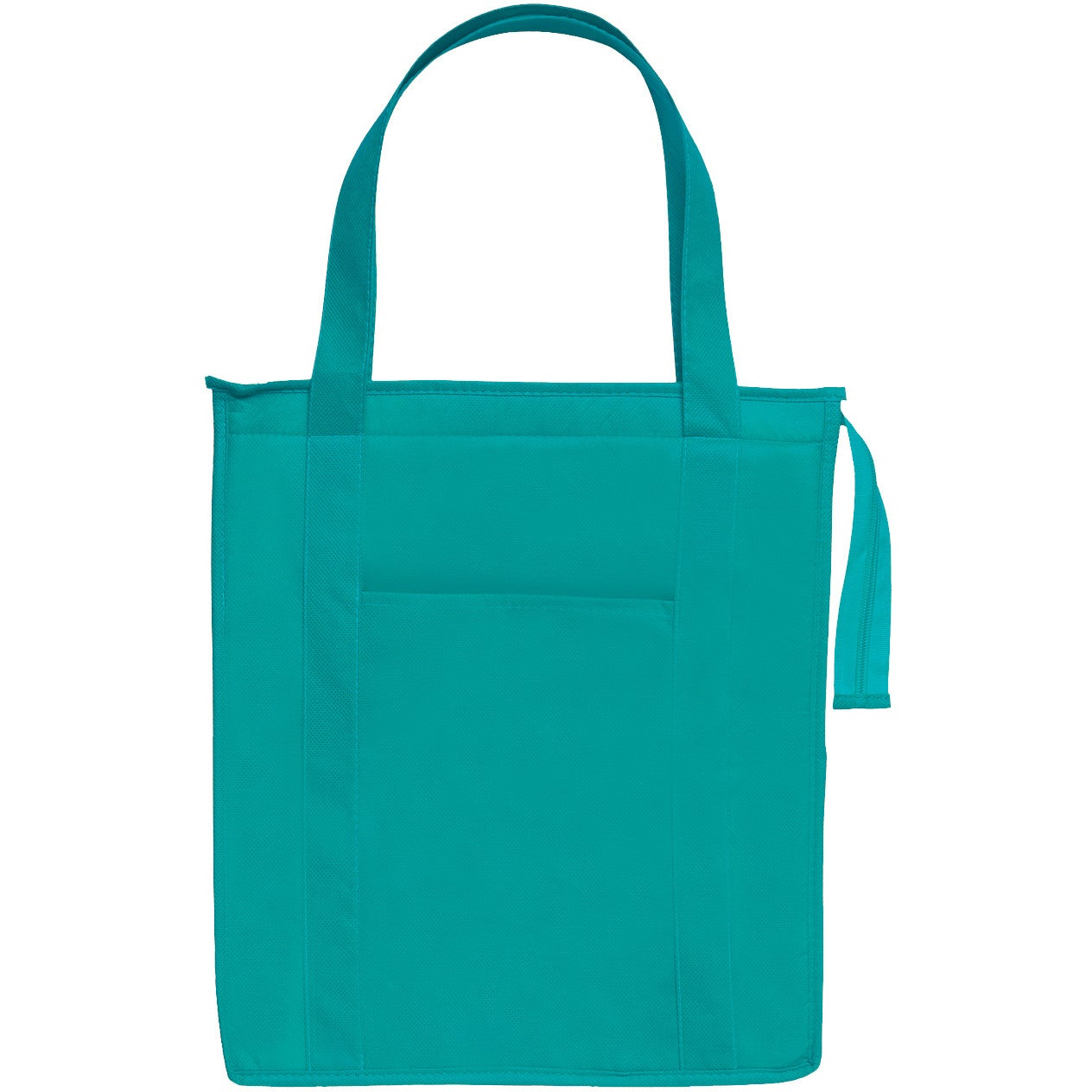 Promotional Non-woven Insulated Shopper Tote Bags with Custom Logo ...