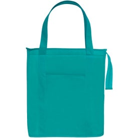 Non-woven Insulated Shopper Tote Bag for Your Organization