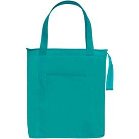 Non-woven Insulated Shopper Tote Bag for Your Organization