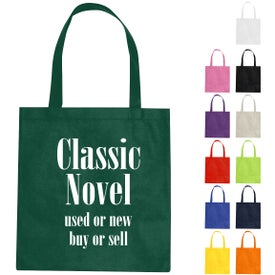 Non-Woven Promotional Tote Bag for Marketing