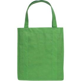 Logo Non-woven Shopper Tote Bag