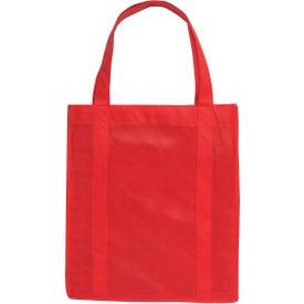 Non-woven Shopper Tote Bag for Promotion