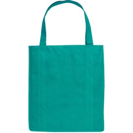 Non-woven Shopper Tote Bag Branded with Your Logo