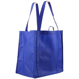 Non Woven Tundra Tote Bag Branded with Your Logo