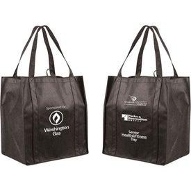 Customized Non-Woven Tundra Tote Bag