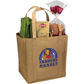 Non-Woven Tundra Tote Bag Giveaways