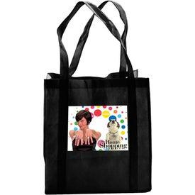 Personalized Eco-friendly Reusable Non Woven Shopping Bag