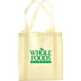 Advertising Eco-friendly Reusable Non Woven Shopping Bag