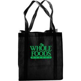 Customized Eco-friendly Reusable Non Woven Shopping Bag