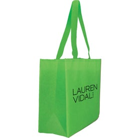 Monogrammed NW Colossal Tote Bag