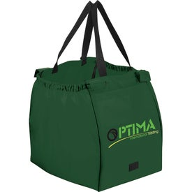 Over the Cart Grocery Tote Bag for Your Company
