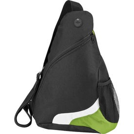 Personalized Over the Shoulder Sling Pack