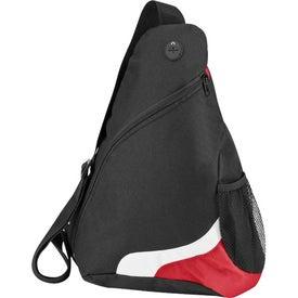 Over the Shoulder Sling Pack for Your Organization