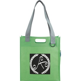 The Overtime Tote with Your Slogan