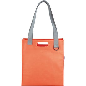 The Overtime Tote Printed with Your Logo