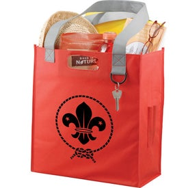 The Overtime Tote Branded with Your Logo
